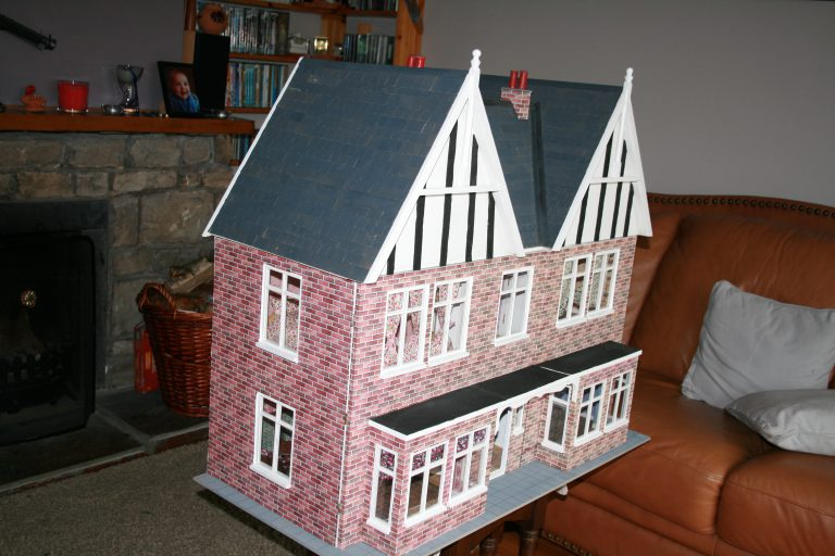 Dolls House front view