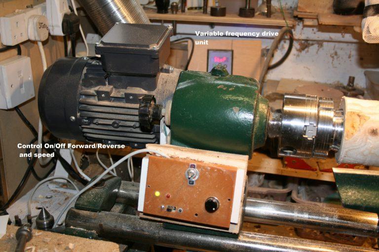 Record Cl1 control box