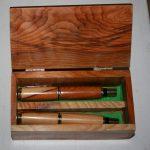 Fountain pen in yew